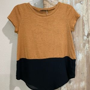 THML Color Block Top - XS
